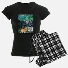 We dont need no stinkn legs Pajamas