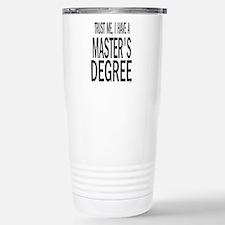 Masters Travel Mug
