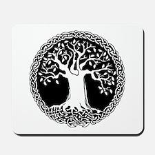 Celtic Tree Mousepad