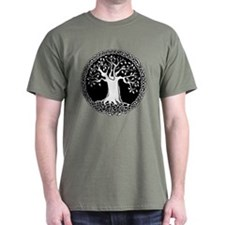 Celtic Tree T-Shirt (9 colors to choose from)
