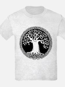 Celtic Tree Kids T-Shirt