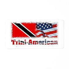 Cute Trinidad tobago Aluminum License Plate