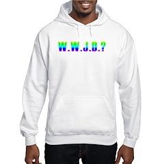 W.W.J.D? Hoodie