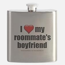 """""""Love Roommate's Boyfriend"""" Flask"""