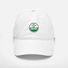 Go Local Be Organic Baseball Baseball Cap
