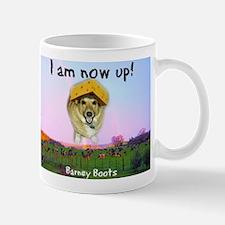 Barney Boots Memorial Mug Mugs