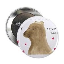 "U R MY OTTER HALF 2.25"" Button"