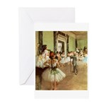 degas Greeting Cards (Pk of 20)