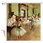 degas Shower Curtain