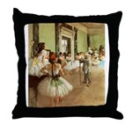 degas Throw Pillow