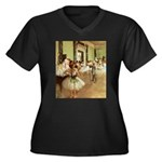degas Plus Size T-Shirt