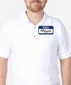 Hello: Miguel T-Shirt