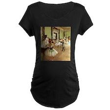 degas Maternity T-Shirt