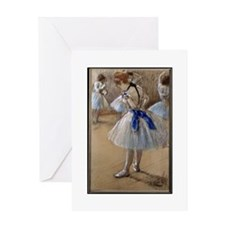 degas Greeting Card