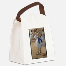 degas Canvas Lunch Bag