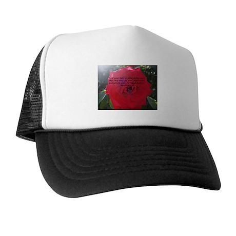Let Your Light So Shine Trucker Hat