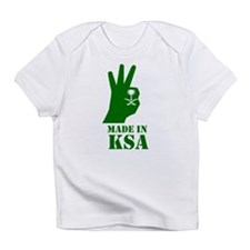Made in KSA Infant T-Shirt