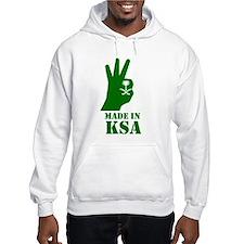 Made in KSA Hoodie