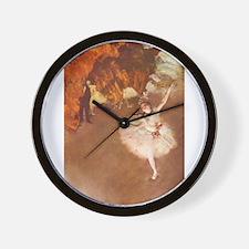 degas Wall Clock