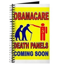 OBAMACARE DEATH Journal