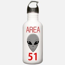 AREA 51 Water Bottle