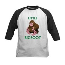 Little Bigfoot Baseball Jersey
