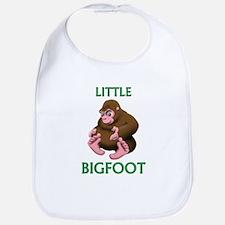 Little Bigfoot Bib