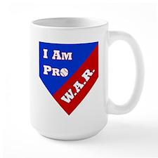 Pro WAR Mug