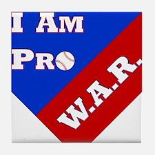 Pro WAR Tile Coaster
