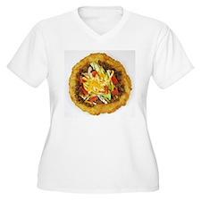 Speedy's Plus Size Navajo Taco T-Shirt