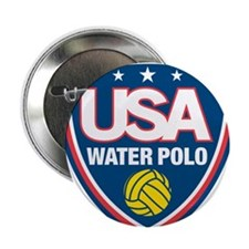 "water polo 2.25"" Button"