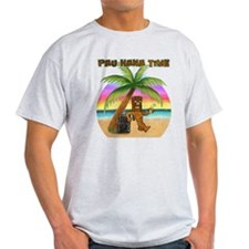 Pau Hana Tiki T-Shirt