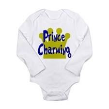 Prince Charming Infant Creeper Body Suit