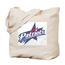 patriots Tote Bag