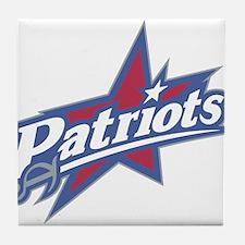 patriots Tile Coaster