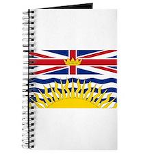 British Columbian Flag Journal