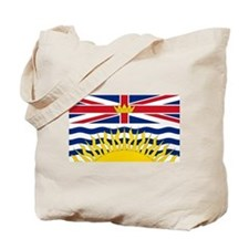 British Columbian Flag Tote Bag