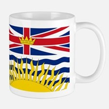 British Columbian Flag Mug