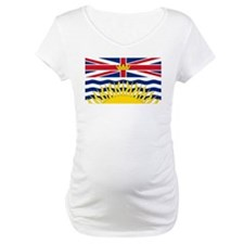 British Columbian Flag Shirt