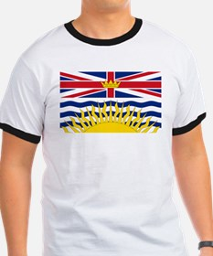 British Columbian Flag T-Shirt