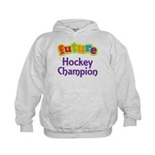Future Hockey Champion Hoodie