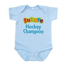 Future Hockey Champion Infant Bodysuit