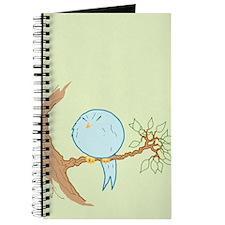 Miffed Bluebird Journal