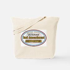 Unique 2nd amendment Tote Bag