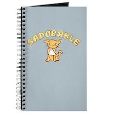 Sadorable Kitten Journal