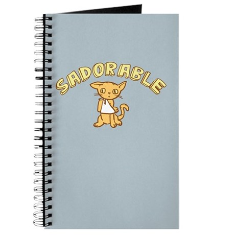 Sadorable Kitten Journal