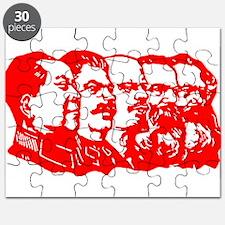 Mao,Stalin,Lenin,Engels,Marx Puzzle