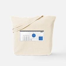 Monte Carlo Simulations Tote Bag