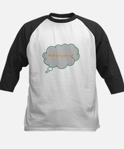 Think and Grow Rich Baseball Jersey