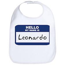 Hello: Leonardo Bib